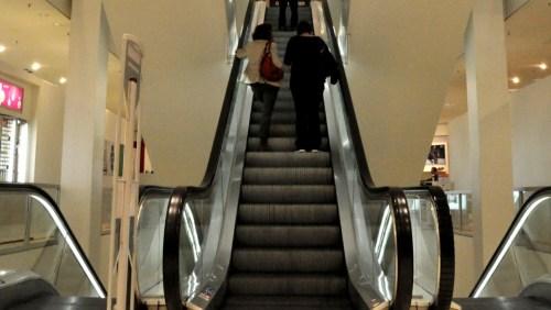 Rolltreppe 2