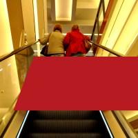Rolltreppe Titelbild - 5VIER
