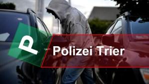 Dreiste Autoeinbruchserie in Trier Nord