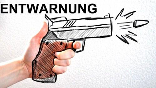 Entwarnung