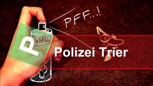 Pfefferspray Titel - 5VIER