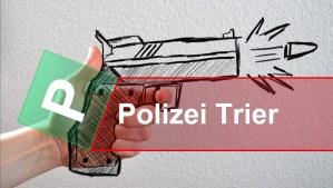 Trier HBF – Erpressung mit Pistole und Messer