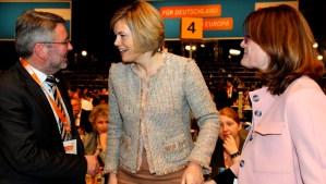Julia Klöckner zeigt Einfluss in Karlsruhe