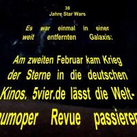 Star Wars Titelbild - 5VIER