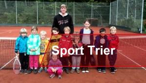 Tennis für die kleinen Stars in Tarforst