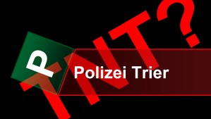 Bombendrohung in Trier aufgehoben