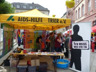 CSD Trier 2016, Foto: Marie Baum - 5VIER