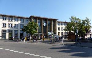 Trierer Hauptbahnhof heute, Foto: Marie Baum - 5VIER