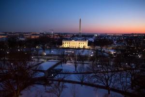 In Washington brechen schwierige Zeiten an (Official White House Photo by Chuck Kennedy)