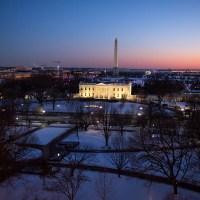 In Washington brechen schwierige Zeiten an (Official White House Photo by Chuck Kennedy)  - 5VIER