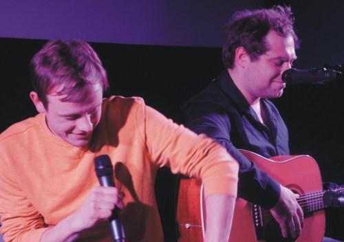 Sieger des 20. KGB 02.12.15 Hannes & Hennich, Foto: Kultur Raum Trier e.V.