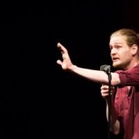 Sim Panse, Poetry Slam - 5VIER