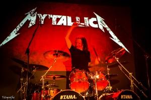 My'tallica Drummer Stephan Zender (Foto: My'tallica)