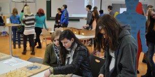 Ausstellung über Mathematik an der Uni Trier