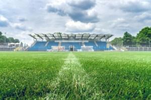 Ein Stadion aus der Regionalliga