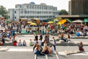 Universität Trier Infotag - 5VIER