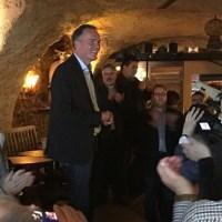 Spitzenkandidat der CDU Andreas Steier