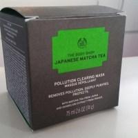 Japanese Matcha Tea Maske - 5VIER