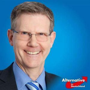 Spitzenkandidat der AfD zur Bundestagswahl 2017 in Trier Erwin Ludwig