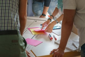 Workshop zu Crowdfunding