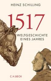 1517 - Weltgeschichte eines Jahres in der Bücherecke