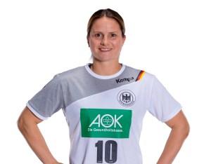 Interview mit Anna Loerper zur Frauen-Handball-WM in Deutschland