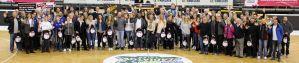 Volunteers der Frauen-Handball-WM