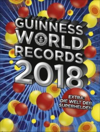 Buchtipps zum Wochenende - Guiness World Records 2018