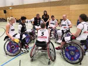 DONECK Dolphins Trier gegen Hannover United