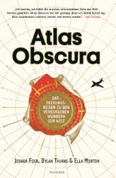 Buchtipps zum Wochenende: Atlas Obscura