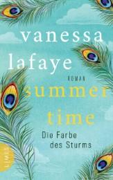 Buchtipps zum Wochenende: Summertime - Die Farbe des Sturms
