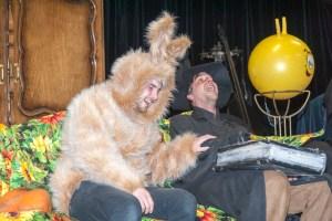 Das Theaterstück Kotzmotz, der Zauberer
