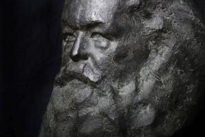 Büste Karl-Marx