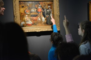 Kreativkurse für Kinder und Erwachsene im Stadtmuseum Simeonstift