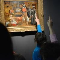 Kinder erklären Kunst - 5VIER