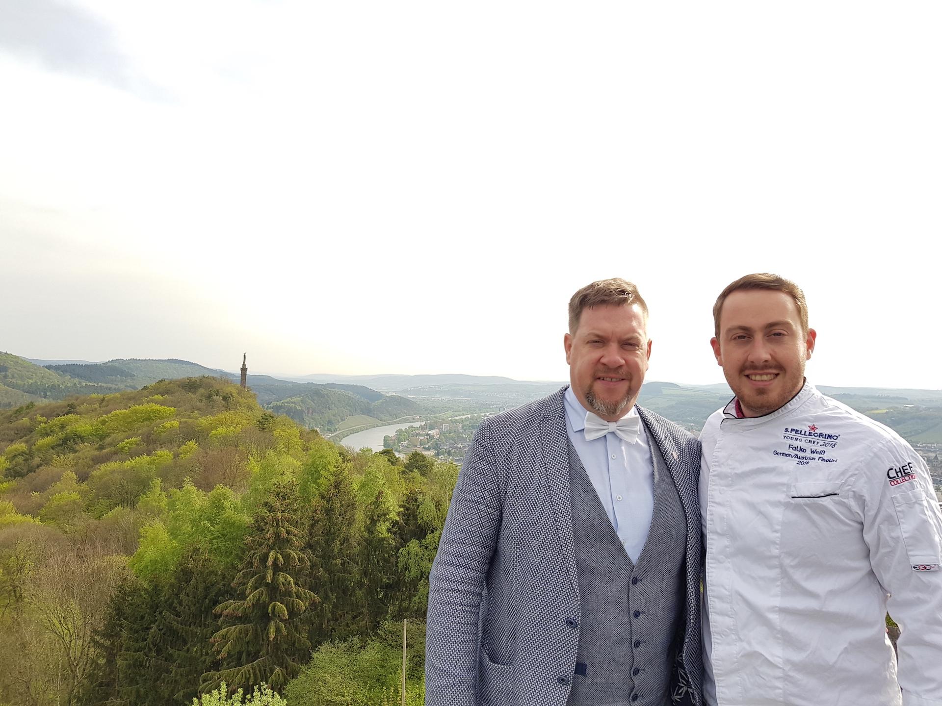 Falko Weiss Ubernimmt Das Restaurant Zur Schonen Aussicht Trier