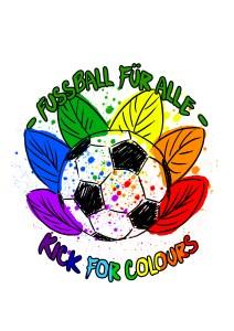 kick for colours logo - 5VIER