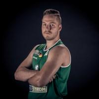 Lucien Schmikale Porträt - Foto: Römerstrom Gladiators - 5VIER