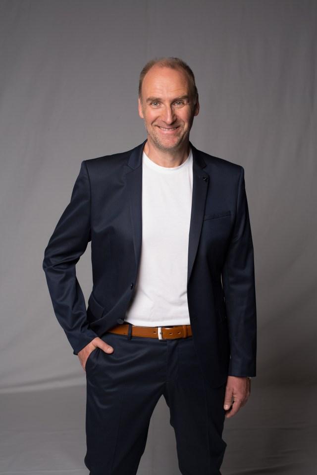 Comedian Andreas Müller tritt als Stimmenimitator in Trier auf. Foto: SWR3 - 5VIER