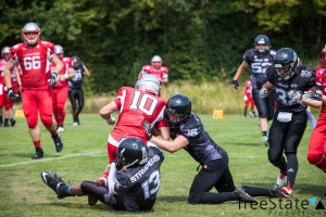 PST Stampers vs Kaiserslautern Pikes - Foto: Treestate Productions - 5VIER