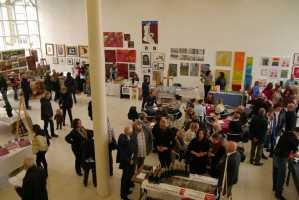 """""""Markt der Künste 2019"""" in der Kunsthalle der Europäischen Kunstakademie Trier"""