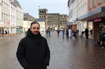 Trainer Josef Cinar von Eintracht-Trier zur Vorbereitung 2020