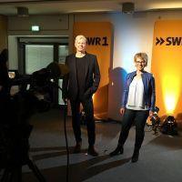 Live im Autokino Trier: SWR4 bei Euch mit Ramon Roselly und Michelle und SWR1 Hits und Storys unplugged