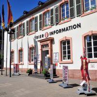 Tourist-Information Trier ab dem 13. Mai wieder geöffnet
