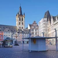 Als der Alltag historisch war: Corona-Bilder aus Trier