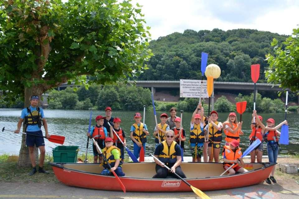 Feriennotbetreuung des Landkreises Trier-Saarburg war ein großer Erfolg