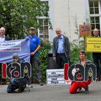 Stadt Trier unterstützt atomwaffenfreie Welt