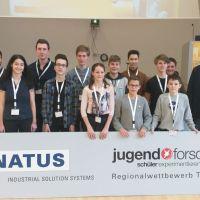 Internationale Auszeichnung für Hermeskeiler Schüler