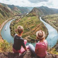 Das Moseltal zählt zu den TOP 100 Sehenswürdigkeiten in Deutschland