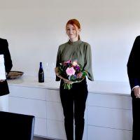 HWK-Ökonomiepreis für Natalie Welch aus Konz